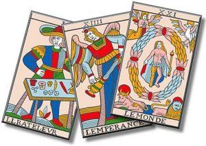 79fd873bb10d8 Tirage Tarot de Marseille divinatoire en ligne