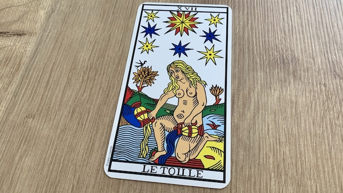 L'Étoile dans le Tarot de Marseille