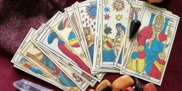 carte tarot voyance