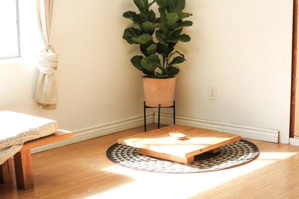 Créer son espace de méditation